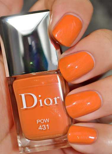 Dior Dior Vernis Nail Lacquer 431 Pow Oje Oranj